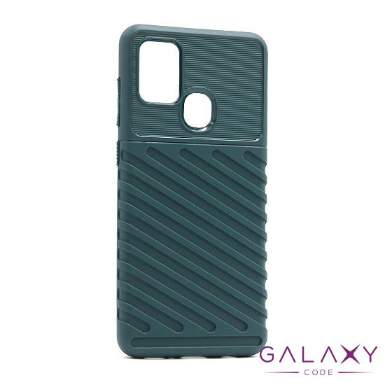 Futrola THUNDER za Samsung A217F Galaxy A21s zelena