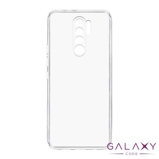 Futrola ULTRA TANKI PROTECT silikon za Xiaomi Redmi 9 providna (bela)