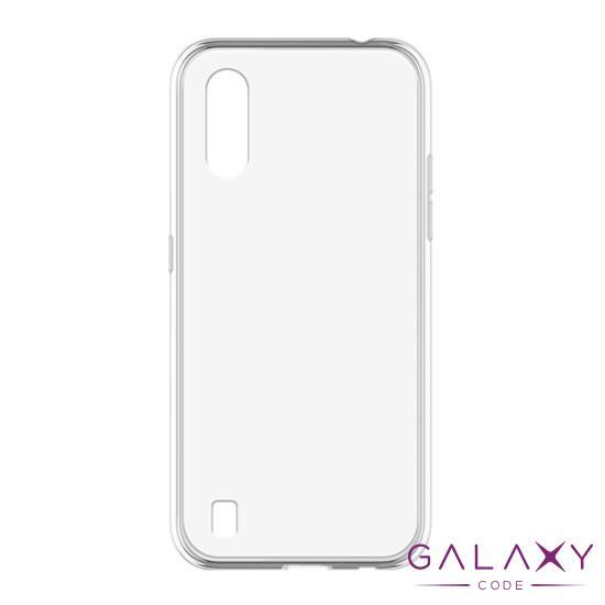 Futrola silikon CLEAR STRONG za Samsung A015F Galaxy A01 providna