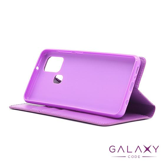 Futrola BI FOLD HANMAN za Samsung A217F Galaxy A21s ljubicasta