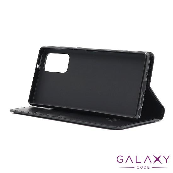 Futrola BI FOLD HANMAN za Samsung N980F Galaxy Note 20 crna