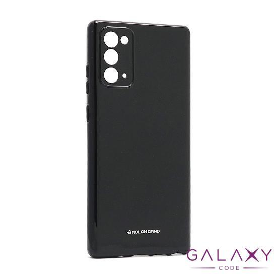 Futrola Jelly za Samsung N980F Note 20 crna