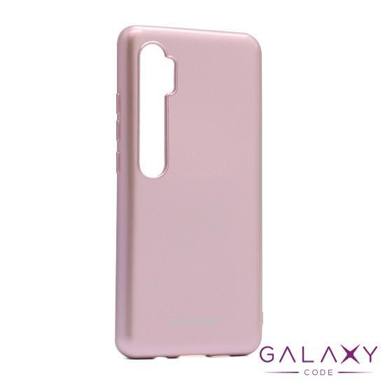 Futrola Jelly za Xiaomi Mi 10 roze