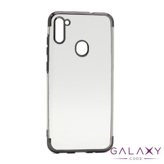 Futrola COLOR EDGE za Samsung A115F Galaxy A11 crna