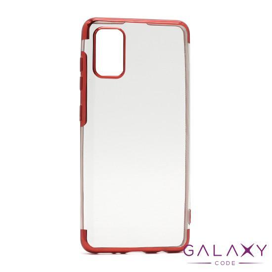 Futrola COLOR EDGE za Samsung A415F Galaxy A41 crvena