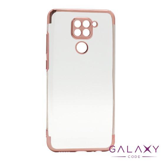 Futrola COLOR EDGE za Xiaomi Redmi Note 9 roze