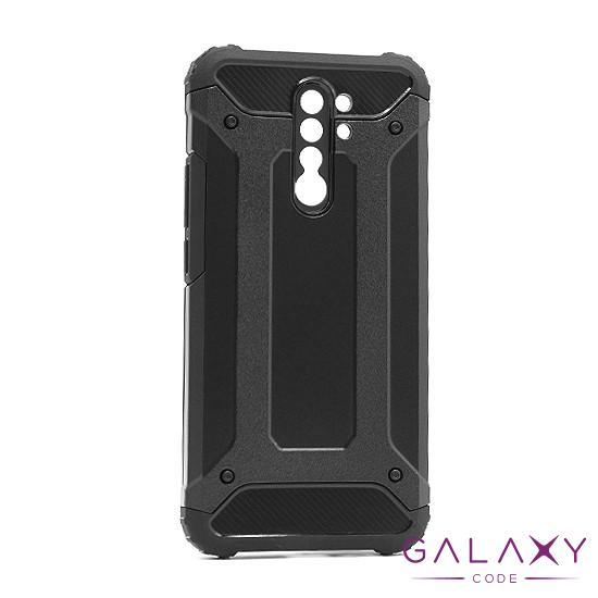 Futrola DEFENDER II za Xiaomi Redmi 9 crna