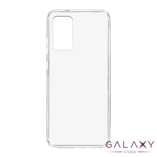 Futrola ULTRA TANKI PROTECT silikon za Samsung Galaxy Note 20 providna (bela)