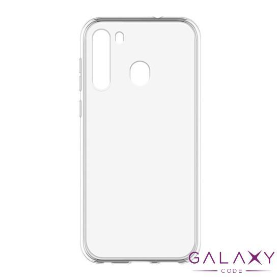 Futrola silikon CLEAR STRONG za Samsung A215F Galaxy A21 providna