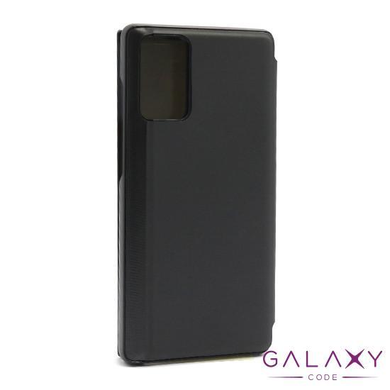 Futrola BI FOLD CLEAR VIEW za Samsung Galaxy Note 20 crna