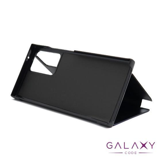 Futrola BI FOLD CLEAR VIEW za Samsung Galaxy Note 20 Ultra crna