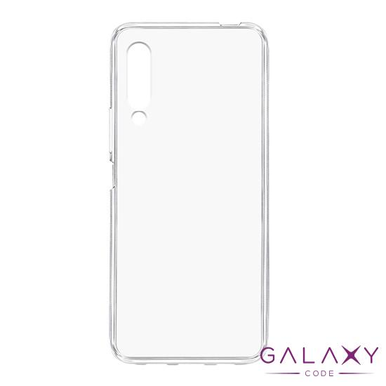 Futrola ULTRA TANKI PROTECT silikon za Huawei Honor 9X Pro providna (bela)