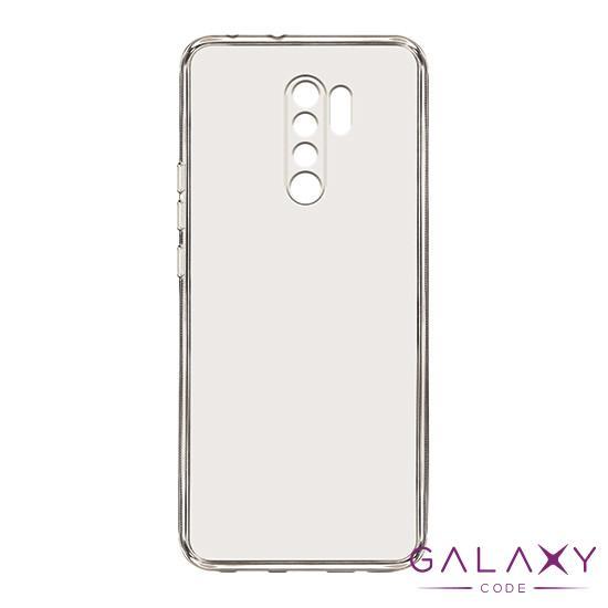 Futrola ULTRA TANKI PROTECT silikon za Xiaomi Redmi 9 siva