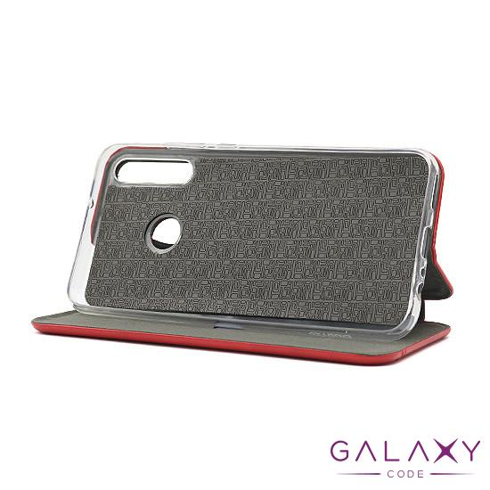 Futrola BI FOLD Ihave Gentleman za Huawei P40 Lite E crvena