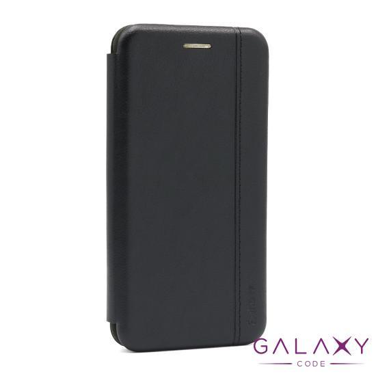 Futrola BI FOLD Ihave Gentleman za Xiaomi Redmi Note 9 crna
