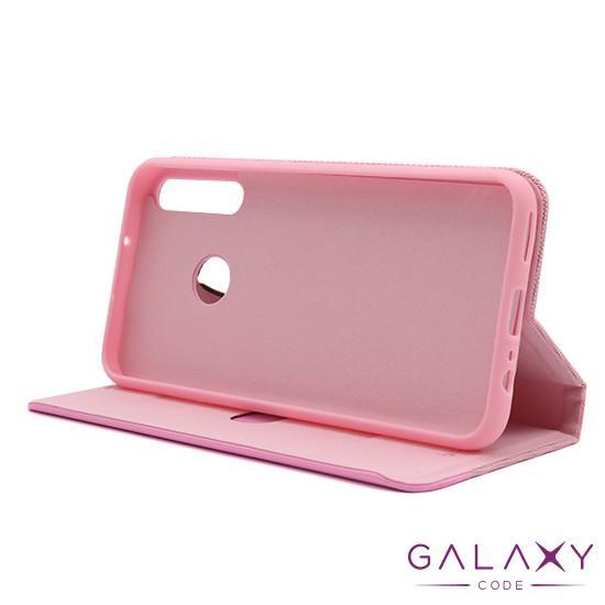 Futrola BI FOLD Ihave Canvas za Huawei P40 Lite E roze