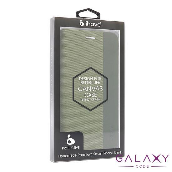 Futrola BI FOLD Ihave Canvas za Huawei Y5p/Honor 9S zelena