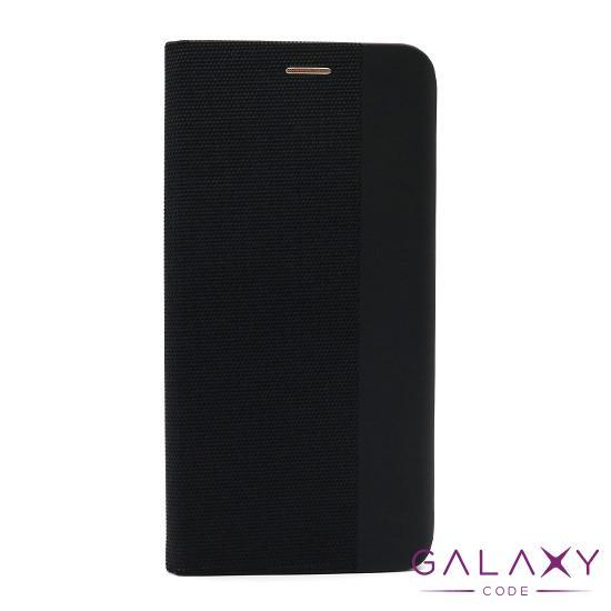 Futrola BI FOLD Ihave Canvas za Xiaomi Redmi Note 9 crna