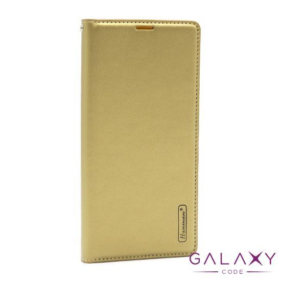Futrola BI FOLD HANMAN za Huawei Y5p/Honor 9S zlatna