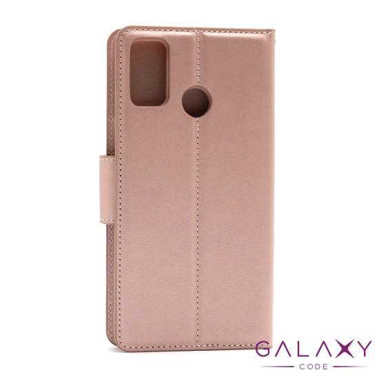 Futrola BI FOLD HANMAN II za Huawei Honor 9X Lite svetlo roze
