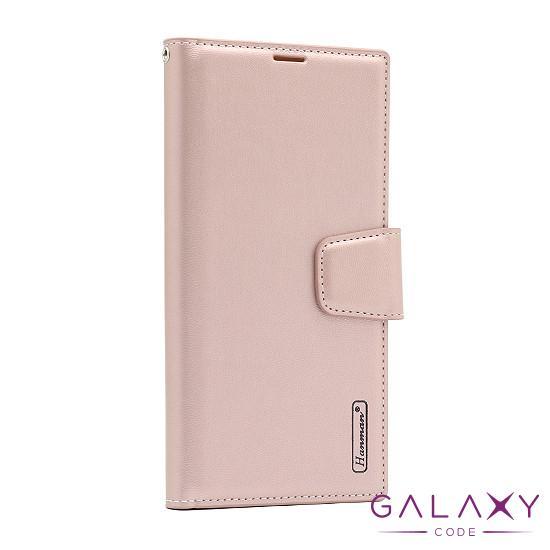 Futrola BI FOLD HANMAN II za Samsung N980F Galaxy Note 20 svetlo roze