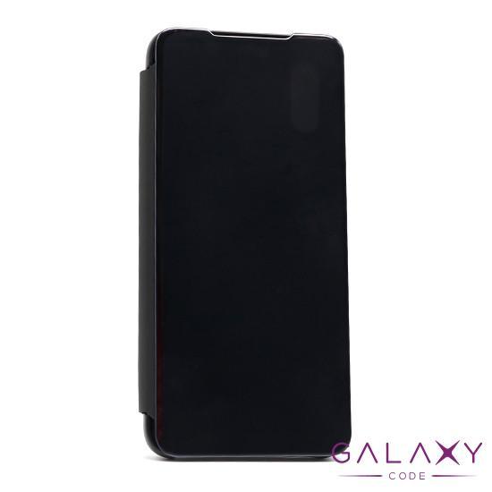 Futrola BI FOLD CLEAR VIEW za Xiaomi Redmi 9A crna