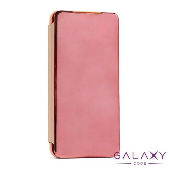 Futrola BI FOLD CLEAR VIEW za Xiaomi Redmi 9A roze