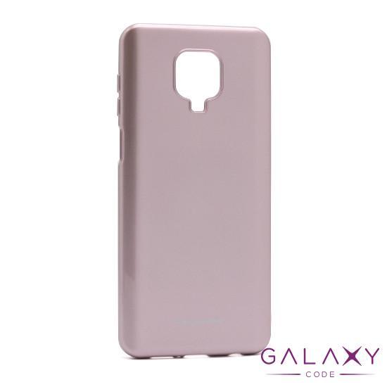 Futrola Jelly za Xiaomi Redmi Note 9 Pro roze