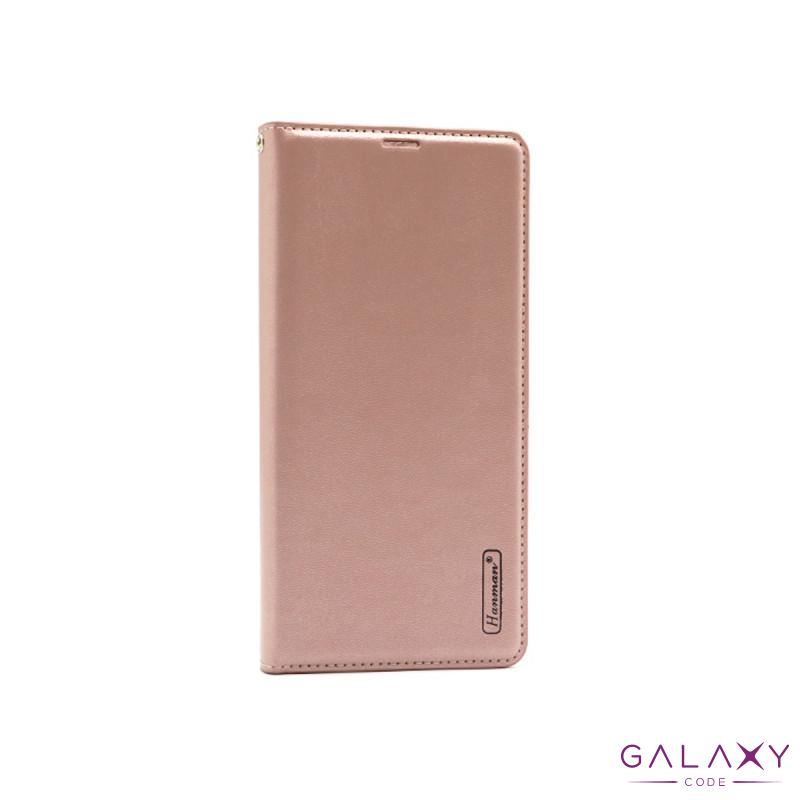 Futrola BI FOLD HANMAN za Huawei P40 Pro Plus svetlo roze
