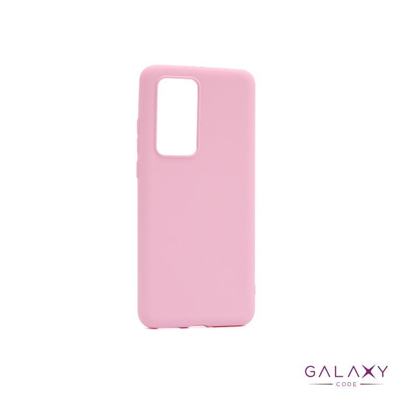 Futrola GENTLE COLOR za Huawei P40 Pro Plus roze