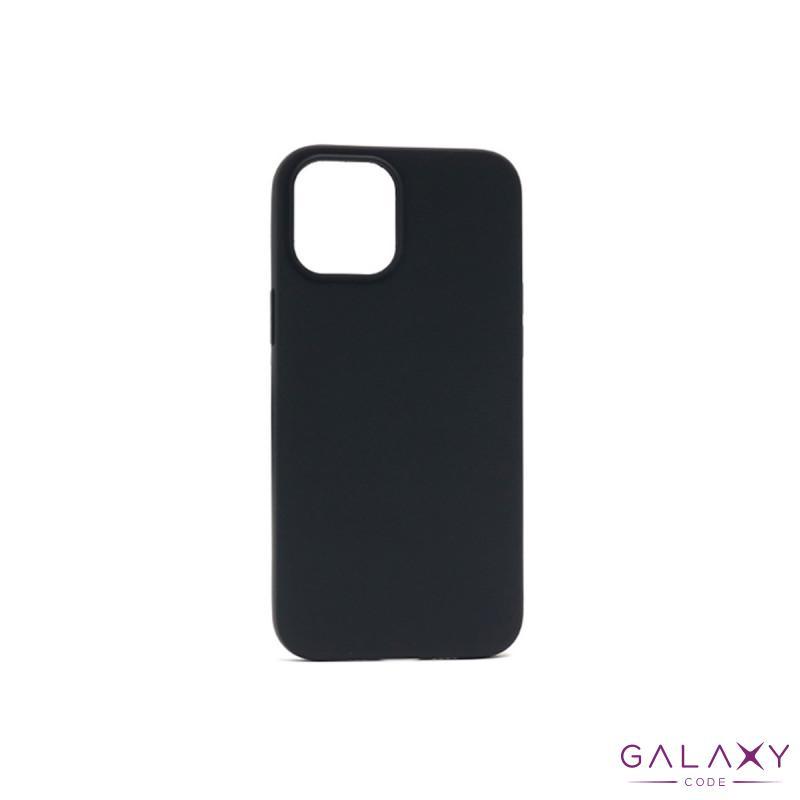 Futrola GENTLE COLOR za Iphone 12 5.4 crna