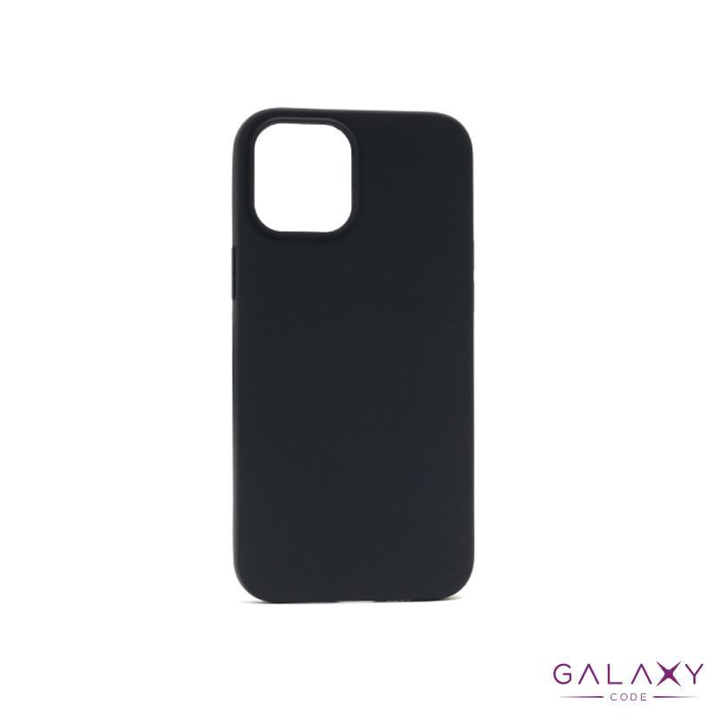 Futrola GENTLE COLOR za Iphone 12 Pro Max (6.7) crna