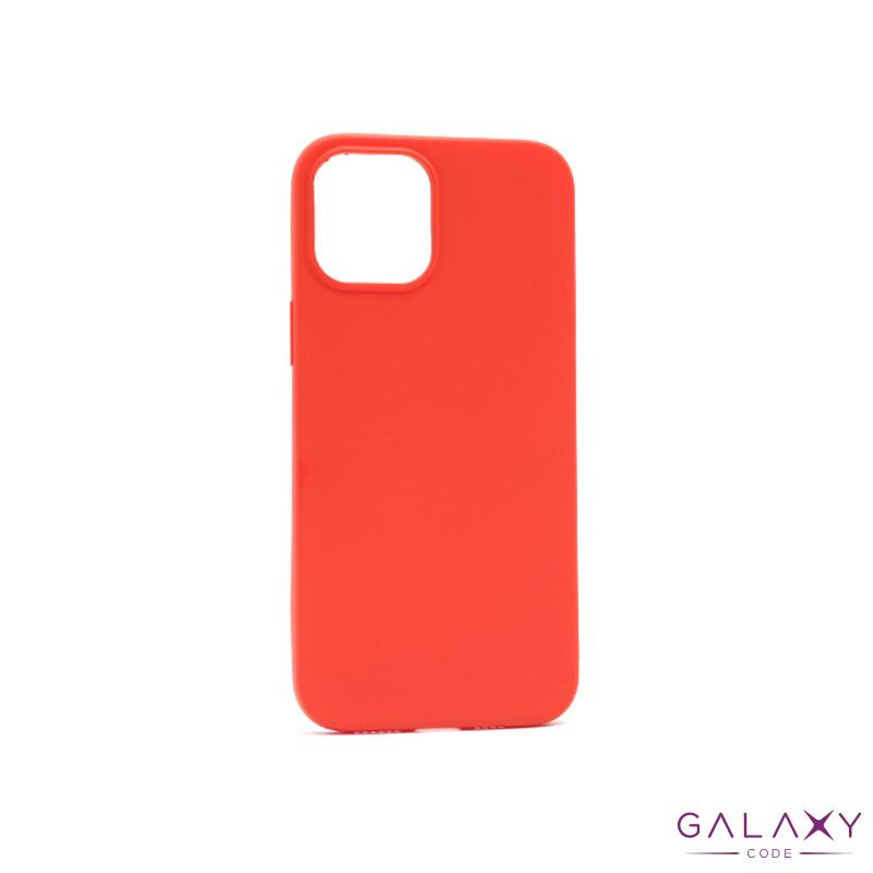 Futrola GENTLE COLOR za Iphone 12 Pro Max (6.7) crvena