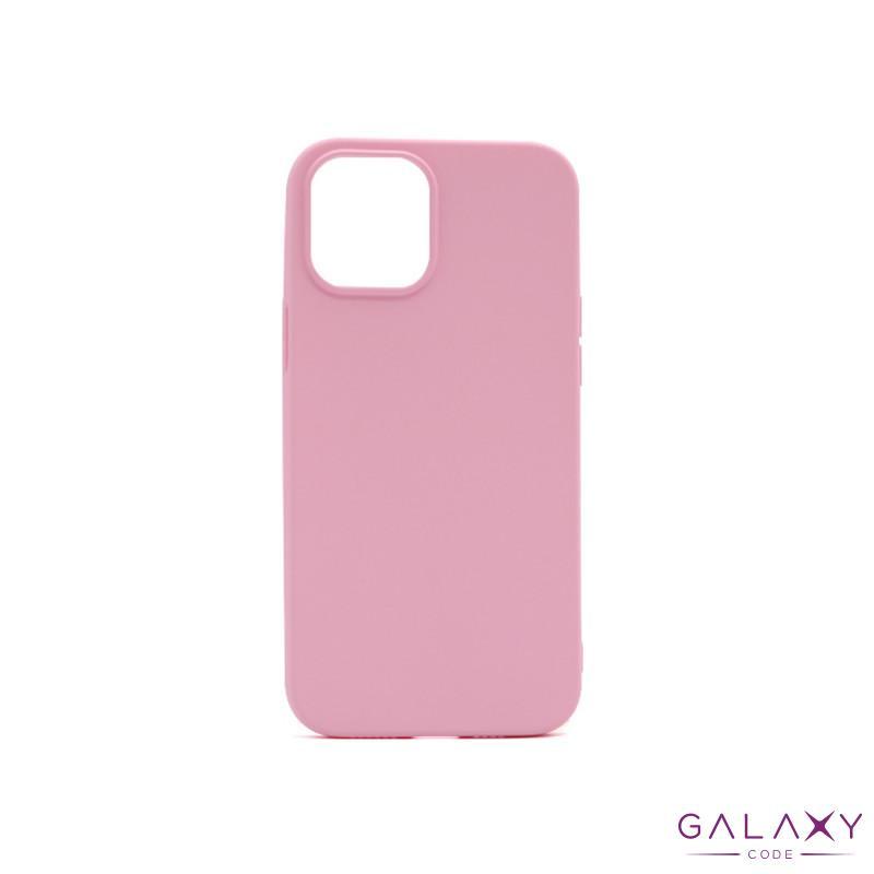 Futrola GENTLE COLOR za Iphone 12 Pro Max (6.7) roze
