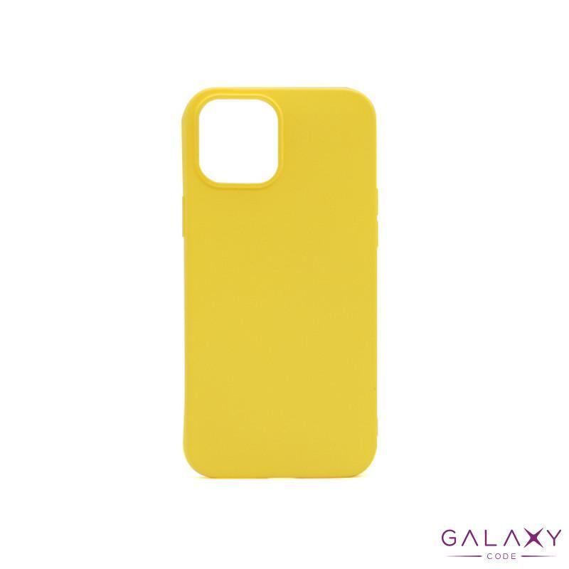 Futrola GENTLE COLOR za Iphone 12 Pro Max (6.7) zuta