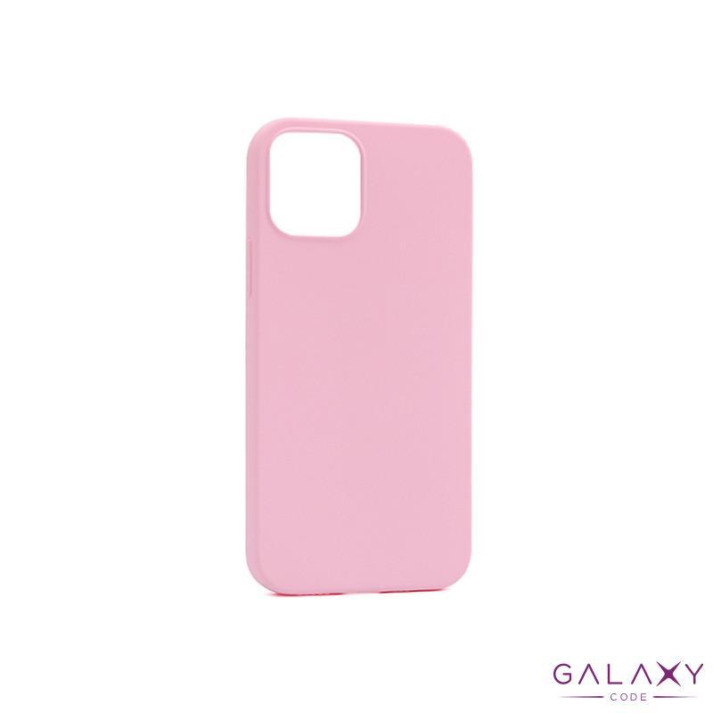 Futrola GENTLE COLOR za Iphone 12/12 Pro (6.1) roze