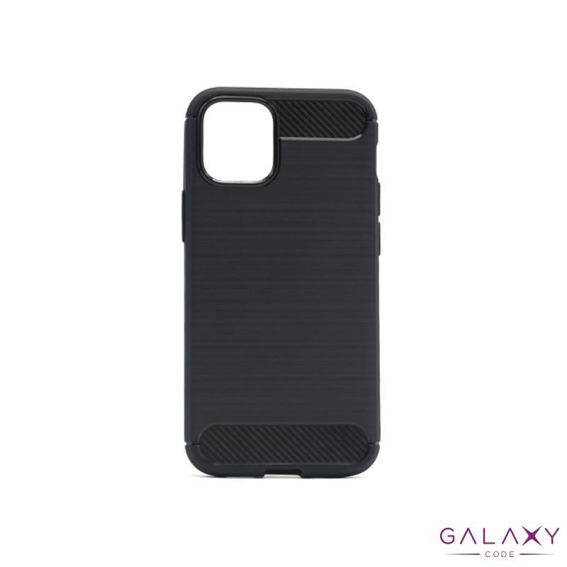 Futrola silikon BRUSHED za Iphone 12 Mini (5.4) crna