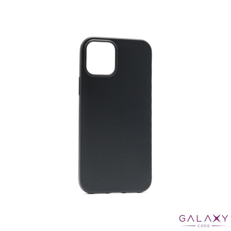 Futrola ULTRA TANKI KOLOR za Iphone 12 Mini (5.4) crna