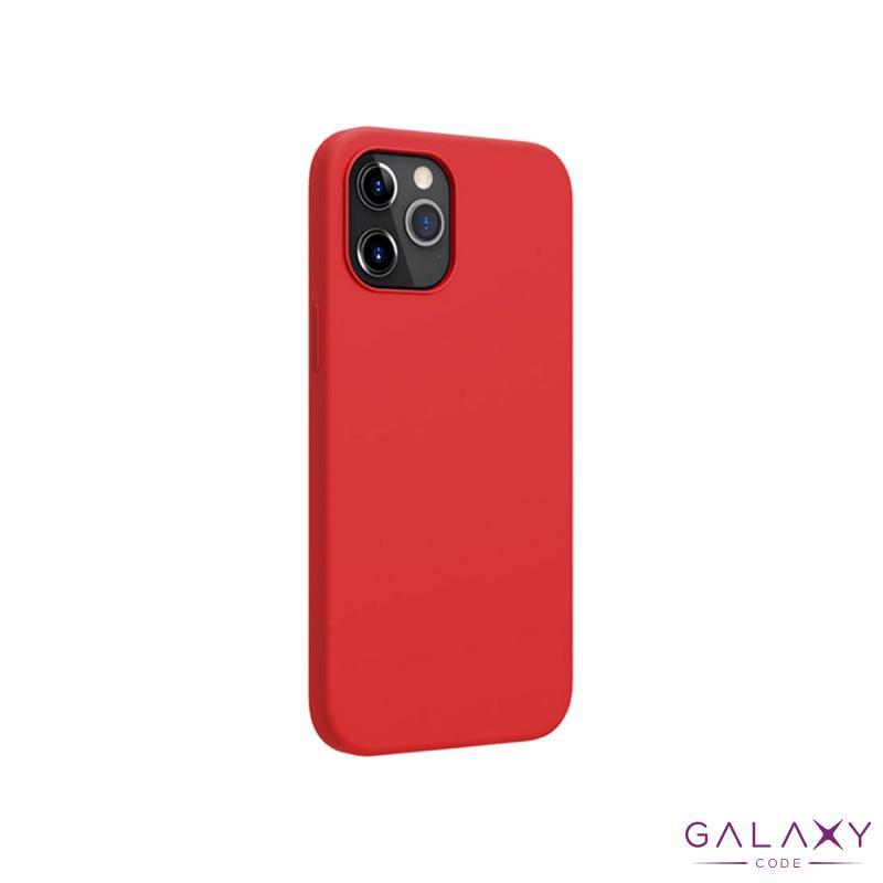 Futrola Nillkin flex pure za Iphone 12 Pro Max (6.7) crvena