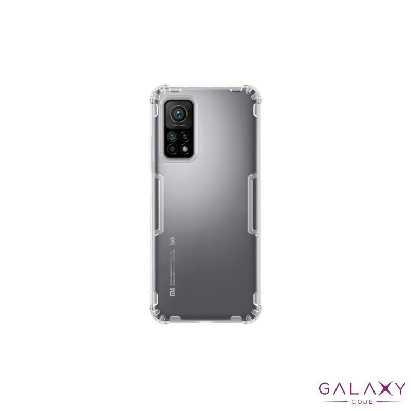 Futrola NILLKIN Nature za Xiaomi Mi 10T 5G bela
