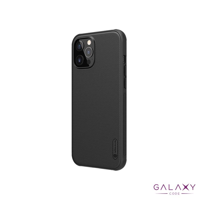 Futrola NILLKIN Super Frost Pro za Iphone 12/12 Pro (6.1) crna
