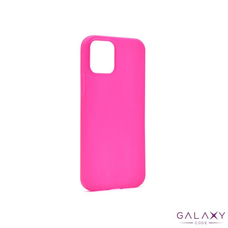Futrola ULTRA TANKI KOLOR za Iphone 12/12 Pro (6.1) pink
