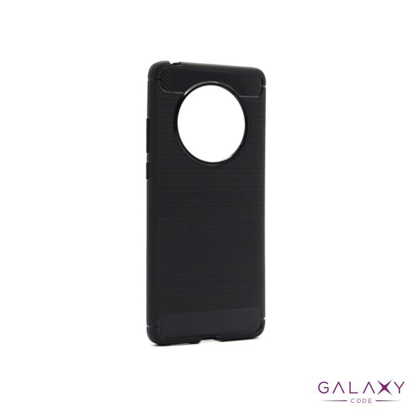 Futrola silikon BRUSHED za Huawei Mate 40 crna