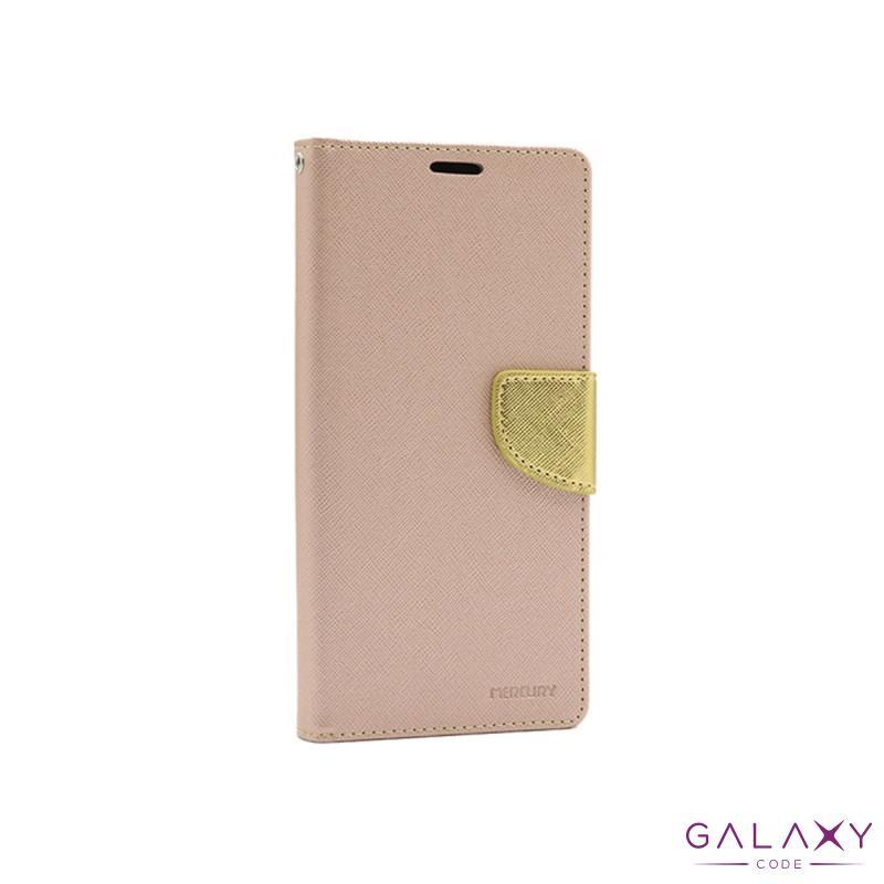 Futrola BI FOLD MERCURY za Huawei P40 Lite E zlatna