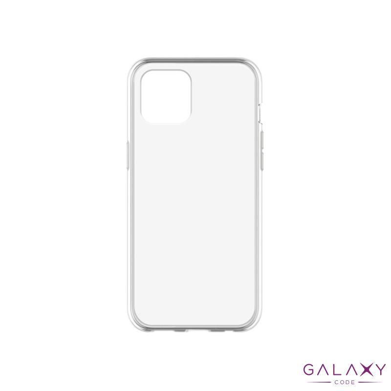 Futrola silikon CLEAR za Iphone 12 Pro Max (6.7) providna
