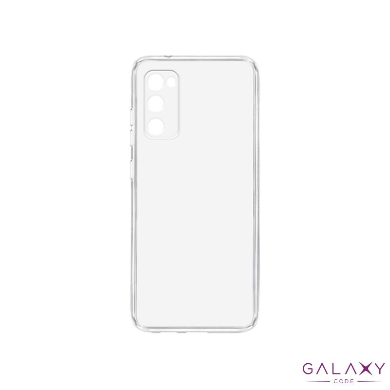 Futrola silikon CLEAR za Samsung G780F Galaxy S20 FE providna