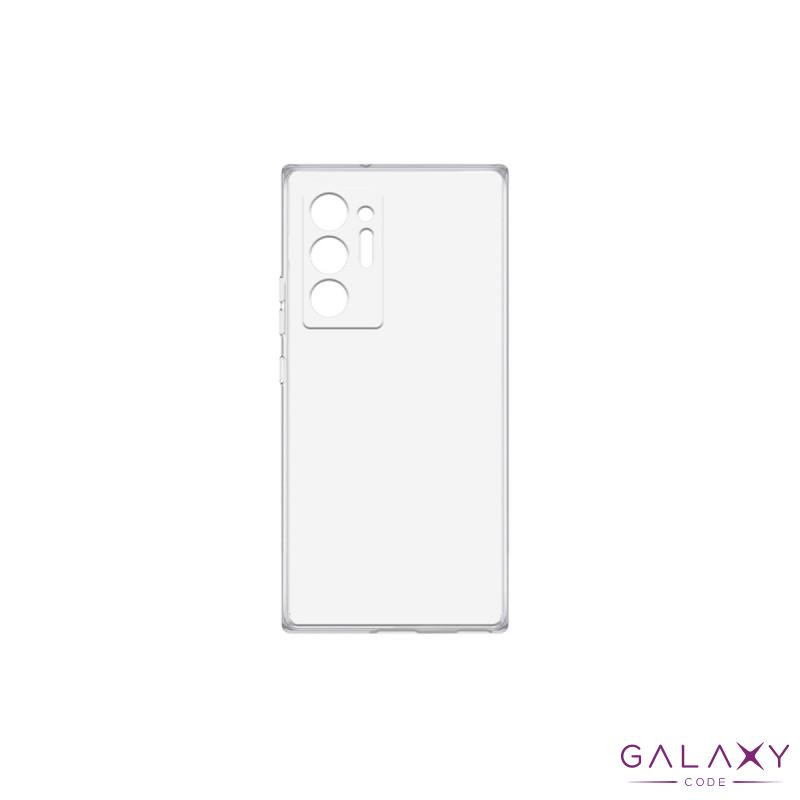 Futrola silikon CLEAR za Samsung N985F Galaxy Note 20 Ultra providna