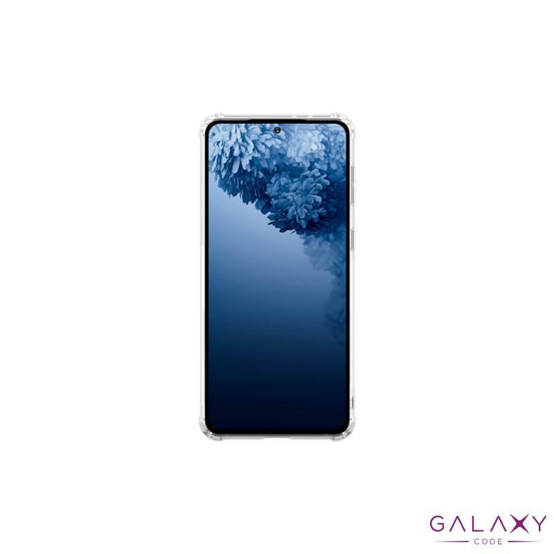 Futrola NILLKIN nature za Samsung G991F Galaxy S21/S30 bela