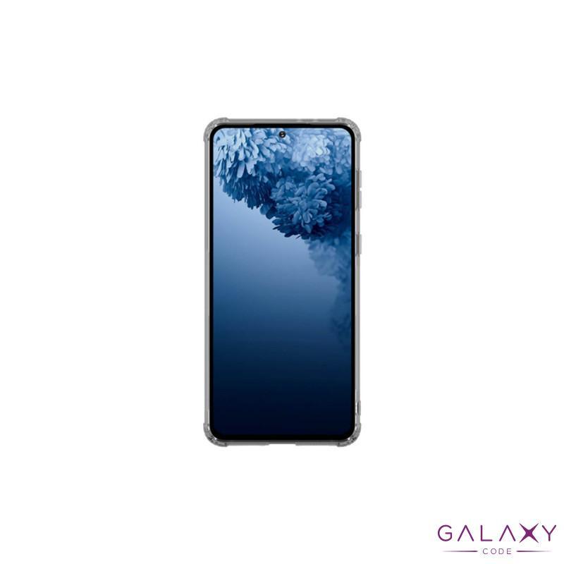 Futrola NILLKIN nature za Samsung G996F Galaxy S21 Plus/S30 Plus siva