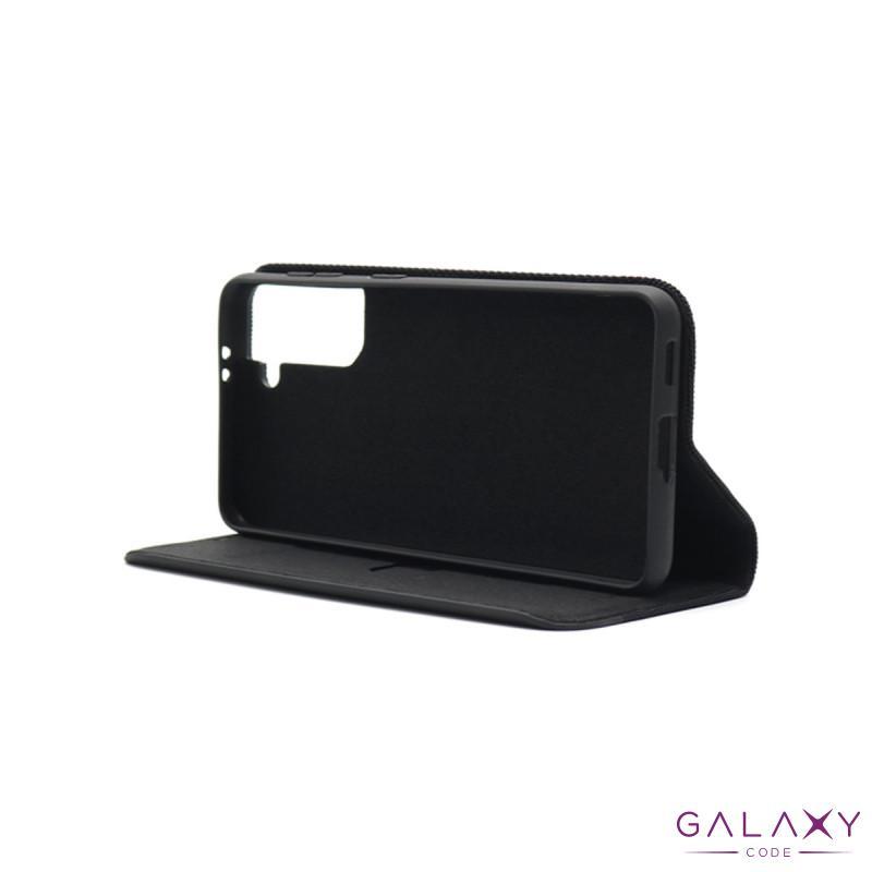 Futrola BI FOLD Ihave Canvas za Samsung G991F Galaxy S30/S21 crna